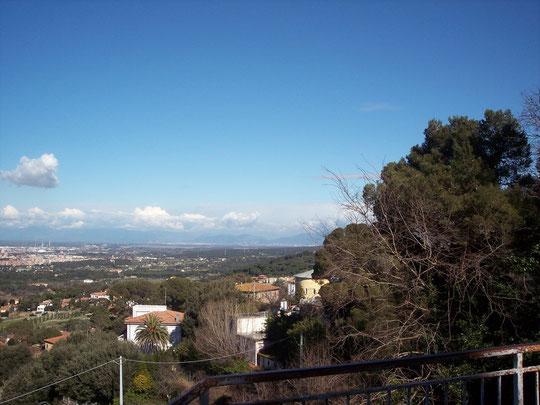 panorama dal santuario di montenero