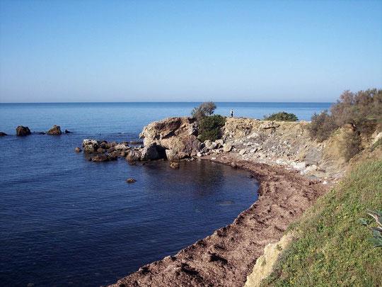 viale di antignano (spiaggetta)