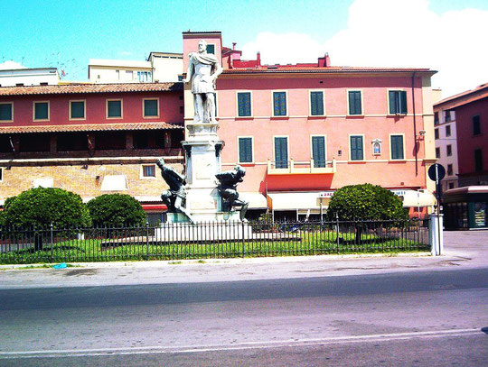 monumento ai quattro mori