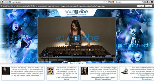 http://YourVibe.com 2011