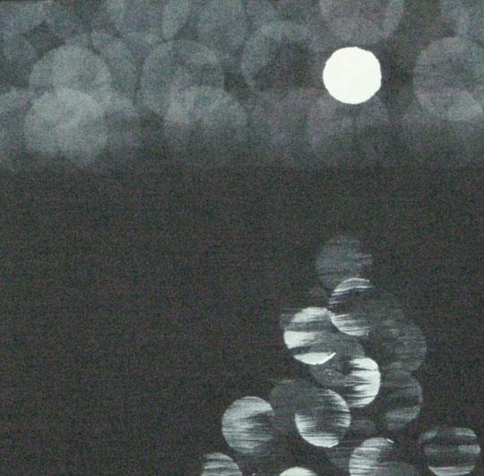 123 acryl auf hartfaser  20x20  1/2013