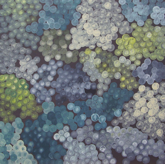1365 harmonia mundi  acryl auf hartfaser 40x40 2014