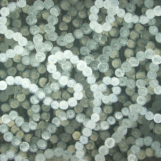1261 o.t. acryl auf hartfaser 40x40  2013