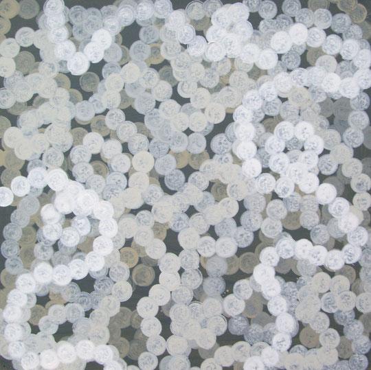 1246 a o.t. acryl auf hartfaser 40x40 2013