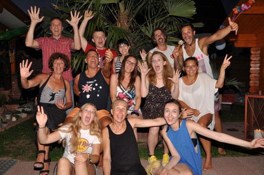 1. Beach Contest 2015 bei Familie Krause
