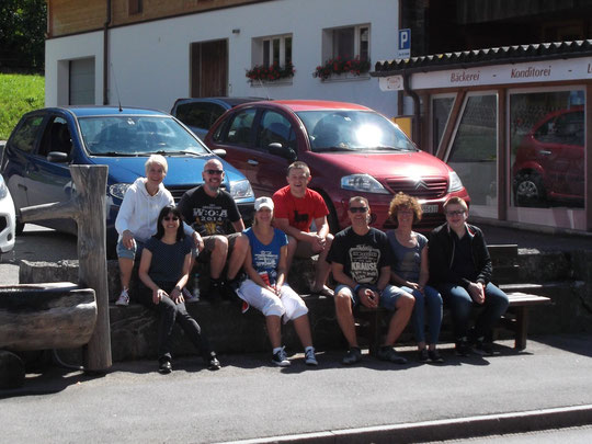 Hot Rod in St. Stephan 2016