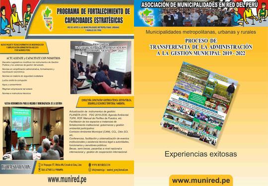 100 Becas al CursoTransferencia de la Gestión Municipal 2018, Lima Jueves 15 de noviembre,inscripciones abiertas:!!