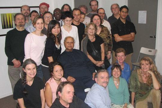 Bhau Kalchiri's visit 2007, Essendon Hotel