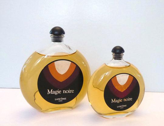 MAGIE NOIRE - LES DEUX FLACONS FACTICE 400 & 200 ML