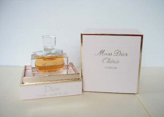 MISS DIOR CHERIE - PARFUM 7,5 ML