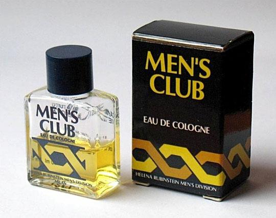 MEN'S CLUB : EAU DE COLOGNE POUR HOMME
