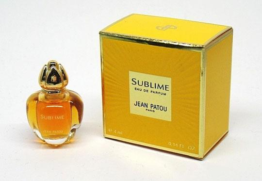 SUBLIME - EAU DE PARFUM 4 ML