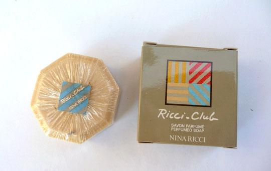 RICCI-CLUB - SAVON PARFUME