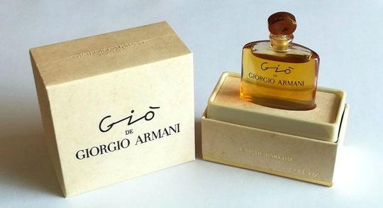 GIORGIO ARMANI - GIO DE ARMANI : EAU DE PARFUM 5 DANS SON ECRIN