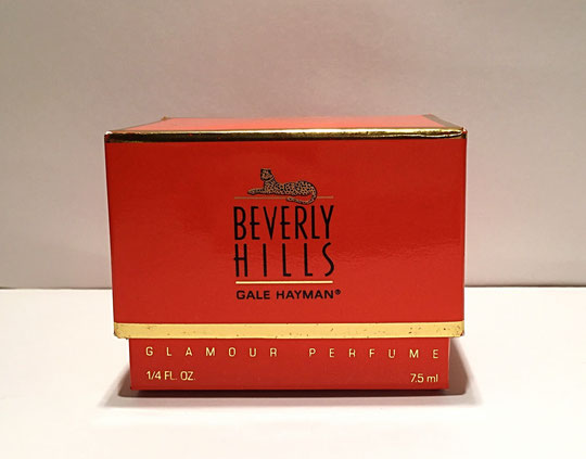 BEVERLY HILLS - GLAMOUR PERFUME, 7,5 ML