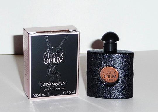 2014 - BLACK OPIUM, EAU DE PARFUM 7,5 ML