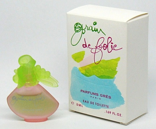 GRAIN DE FOLIE - EAU DE TOILETTE 5 ML
