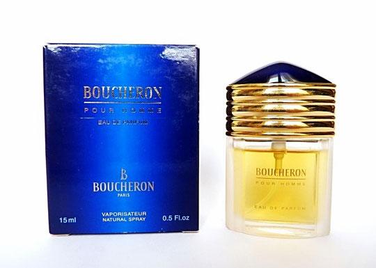 BOUCHERON - POUR HOMME VAPORISATEYR EAU DE PARFUM 15 ML