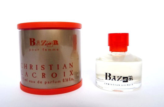 CHRISTIAN LACROIX - BAZAR POUR FEMME, EAU DE PARFUM 5 ML