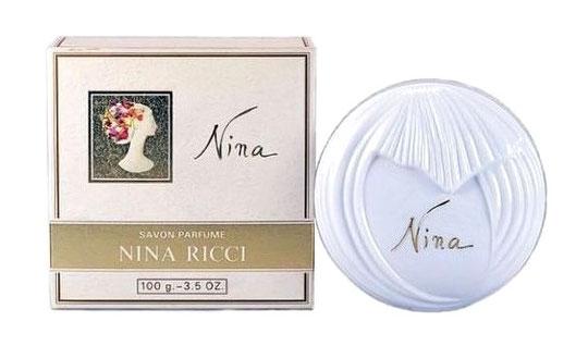 NINA 1ère VERSION - SAVON PARFUME 100 G.