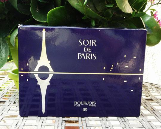COFFRET SOIR DE PARIS :