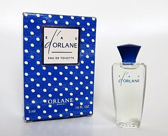 ORLANE - EAU D'ORLANE : EAU DE TOILETTE 5 ML