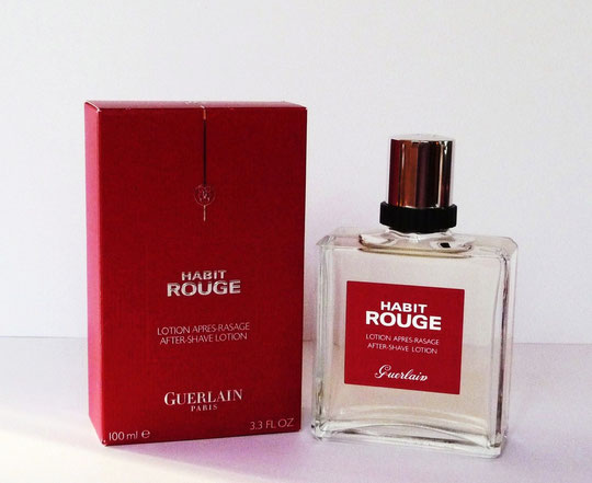 HABIT ROUGE - LOTION APRES-RASAGE  100 ML
