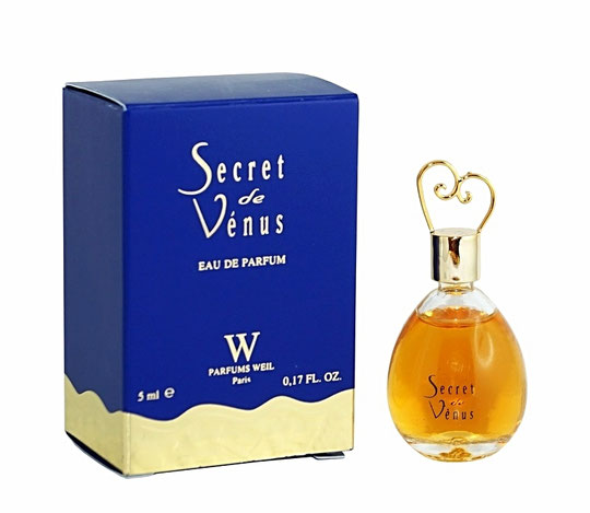 WEIL - SECRET DE VENUS : EAU DE TOILETTE 5 ML