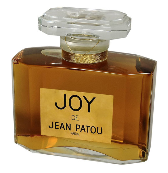 JEAN PATOU - JOY : SUPERBE FACTICE GEANT