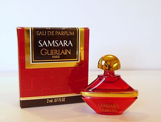 SAMSARA - EAU DE PARFUM 2 ML