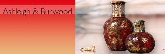 ASHLEIGH & BURWOOD - FABRIQUANT ANGLAIS DE BRULE-PARFUMS