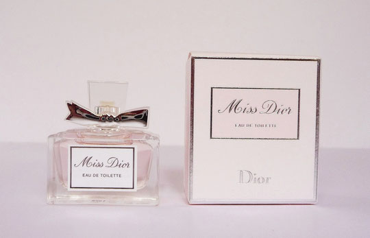 MISS DIOR - EAU DE TOILETTE 5 ML - PRINTEMPS 2013