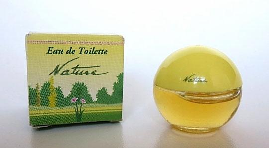 """NATURE - EAU DE TOILETTE : SERIE DES FLACONS """"BOULE"""""""