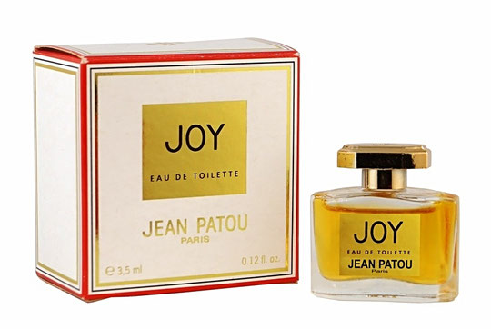 JOY - EAU DE TOILETTE 3,5 ML - BOÎTE DIFFERENTE DE LA PRECEDENTE