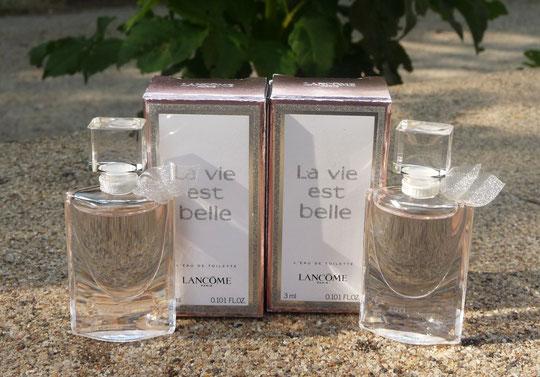 LA VIE EST BELLE - L'EAU DE TOILETTE 3 ML