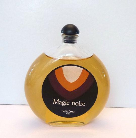 """MAGIE NOIRE - FACTICE EAU DE TOILETTE 400 ML - FLACON """"MONTRE"""", ANCIENNE PRESENTATION"""