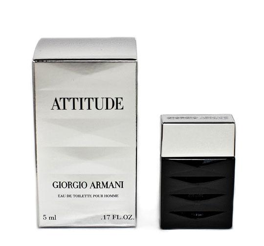 ARMANI - ATTITUDE : EAU DE TOILETTE POUR HOMME 5 ML