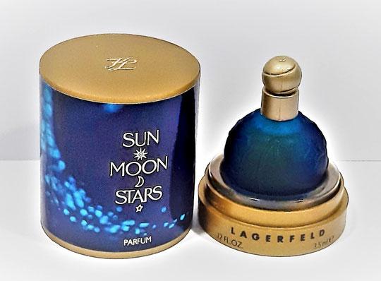 KARL LAGERFELD - SUN MOON STARS : PARFUM 3,5 ML
