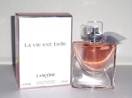 2012 - LA VIE EST BELLE L'EAU DE PARFUM : VAPORISATEUR 50 ML