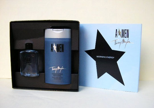 "COFFRET A MEN - ""MORNING ENERGY"""