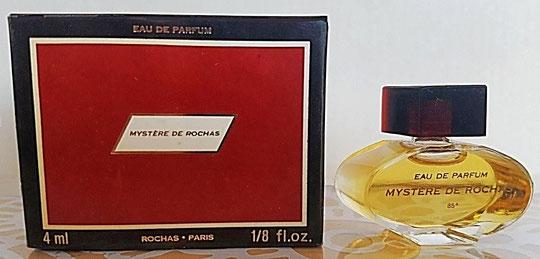 MYSTERE DE ROCHAS - EAU DE PARFUM 4 ML