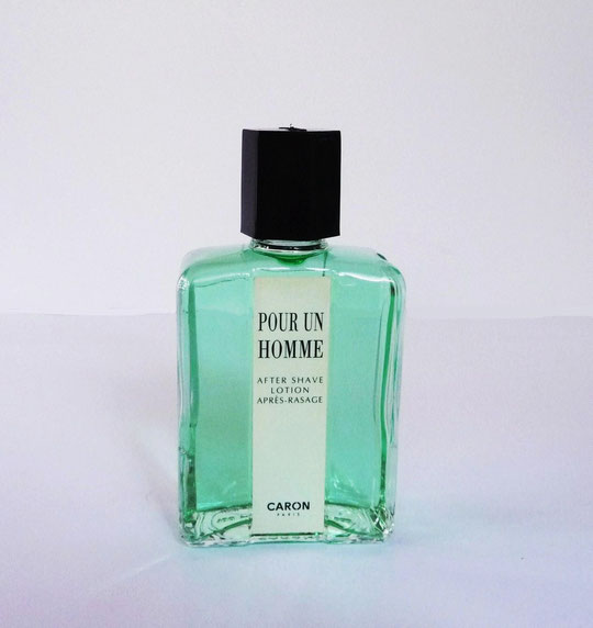 POUR UN HOMME DE CARON - FLACON AFTER SHAVE LOTION 100 ML