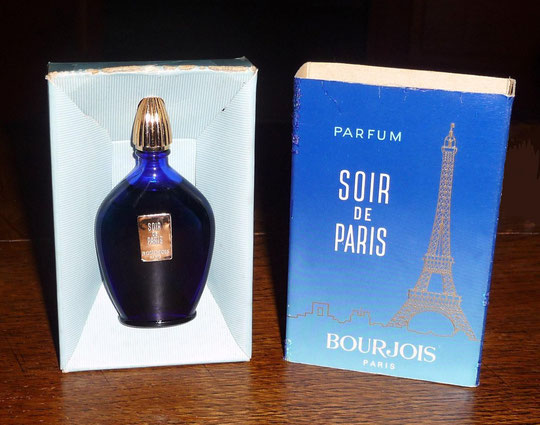 BOURJOIS : SOIR DE PARIS - PARFUM