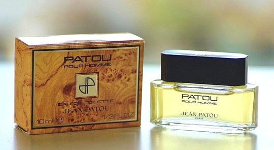 PATOU POUR HOMME - EAU DE TOILETTE 10 ML