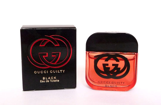 GUCCI GUILTY - BLACK EAU DE TOILETTE