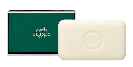 HERMES - SAVON PARFUME EAU D'ORANGE VERTE