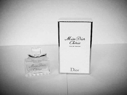 MISS DIOR CHERIE - EAU DE PARFUM - GROSSE BOÎTE STANDARD - 2005