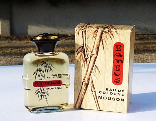 MOUSON - EAU DE COLOGNE 60 ML