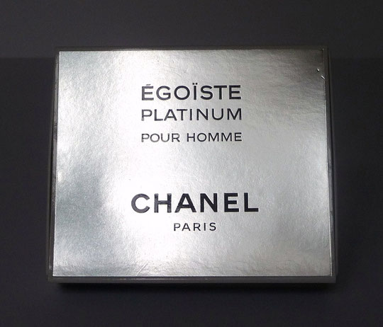 COFFRET EGOÏSTE PLATINUM - NOT FOR SALE
