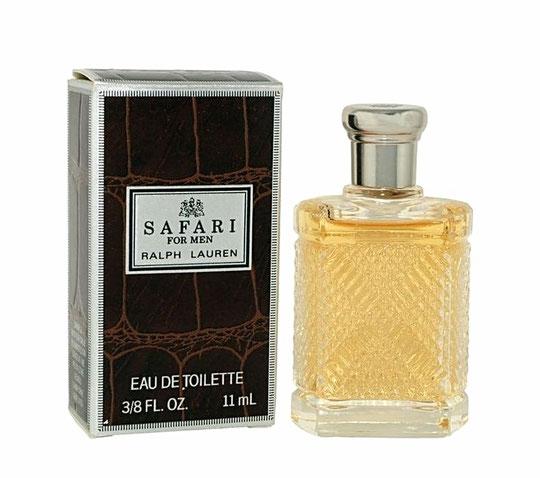 SAFARI FOR MEN - EAU DE TOILETTE 11 ML